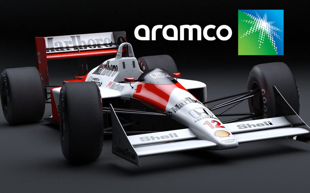La F1 annonce un accord de sponsoring avec le géant pétrolier saoudien Saudi Aramco