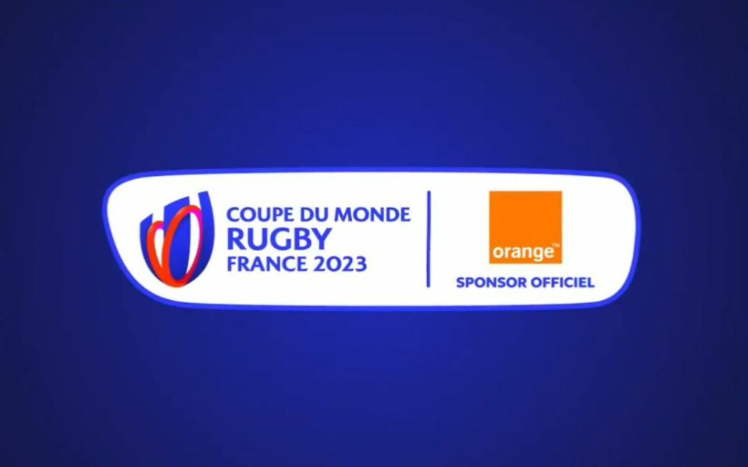 Orange devient sponsor officiel de la coupe du monde de rugby