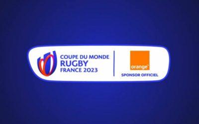 Orange devient sponsor officiel de la coupe du monde de rugby